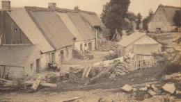 Photo Ancienne Puy De Dome Mont Doré Hameau De Rigolets Haut - Photos