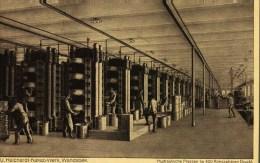 Lot De 3 CPA -  Allemagne  -  WANDSBEK - Reichardt-Kakao-Werk - Porzellanwalzwerke, Hydraulische, Teilansicht Der Drucke - Wandsbek