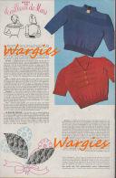 """Fashion De L´année 1946 \"""" MODES & TRAVAUX \"""" N°550..(voir Description) - Boeken, Tijdschriften, Stripverhalen"""