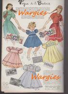 """Fashion De L´année 1948 \"""" MODES & TRAVAUX \"""" N°569..(voir Description) - Boeken, Tijdschriften, Stripverhalen"""