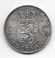 2 1/2 G Pays Bas, Juliana Koningin - [ 8] Monnaies D'or Et D'argent