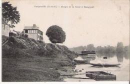 GARGENVILLE (S ETO)  BERGES DE LA SEINE A RANGIPORT 1904 - Gargenville