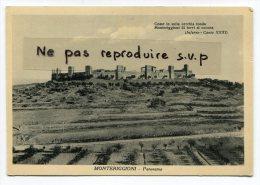 - Monteriggioni - Panorama - Come In Sulla Cherchia Tonda.. .. Rare, Grand Format, Non écrite, TBE, Scans. - Siena