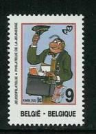 Belgique COB 2339 ** (MNH) - Valeur Faciale - Belgium