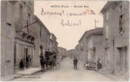 MOUX – Grande Rue ( Diligence ) - France
