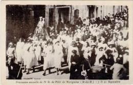 MARIGNANE – Procession Annuelle De  N.D. De Pitié, 7 & 21 Septembre ( Photo Aymar ) - Marignane