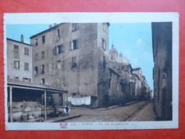 AJACCIO  UN COIN D AJACCIO Lavoir  1928 - Ajaccio