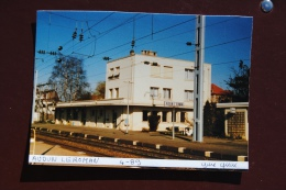 Photo - Gare  D'AUDUN LE ROMAN QUAI - Trenes