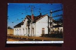 Photo - Gare  D'AUDUN LE ROMAN QUAIS - Trenes