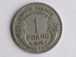 1 FRANCS   1948 - - France