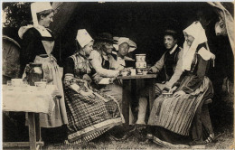 BRETAGNE COSTUMES ANCIENS ELD 295 - Bretagne