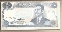 Iraq - Banconota Non Circolata Da 100 Dinari - Iraq