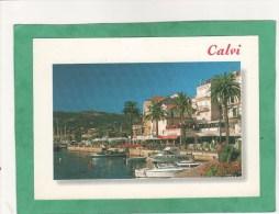 Calvi Le Port (restaurant Les Palmiers) - Calvi