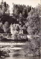 CPSM -  ISLE SUR LE DOUBS - LE CHATEAU DES ROCHES - DOUBS 25 - Isle Sur Le Doubs