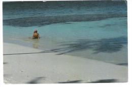 Maldiven - Maldives - Baros Resort - Nice  Stamp - Maldiven