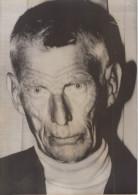 Photo Originale AFP - Samuel Beckett - Prix Nobel De Littérature - AFP Photo (Radio) - Célébrités