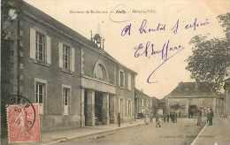 Nov14 730: Nully  -  Hôtel De Ville - France