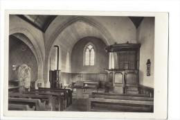 11245  - Temple De Granges-Marnand Vue De La Nef - VD Vaud