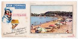 Buvard - Flan Lyonnais Entremets - Provence - La Plage De Cavalaire - Caramelle & Dolci