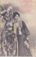 Commandements De La Jeune Fille à Marier  (marie Besneville -angers) 1905 - Humor