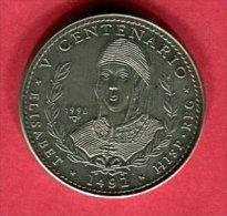 1 Peso  TTB 9 - Cuba