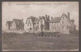 50---URVILLE-NACQUEVILLE--Chalets Sur La Plage--(Environs De Cherbourg ) - France