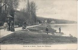 Bords De La Seine - Route Des Plâtreries - Unclassified