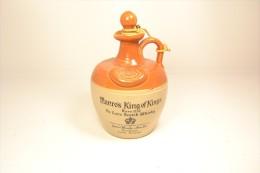 Bouteille De Whisky En Grée Muro's King Of Kings - Whisky