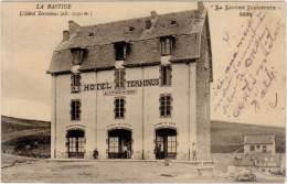 LA BASTIDE – L'Hôtel Terminus - La Lozère Illustrée - France