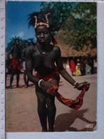Cart -  Africa - Sierra Leone - La Danseuse Au  Mouchoir. - Sierra Leone