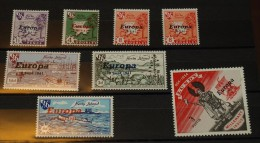 Great Britain Herm Island Island Puffin Stamp Europa   Postfrisch ** MNH #4345 - Local Issues