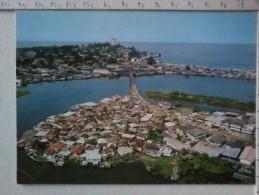Cart -  Africa - Sierra Leone - Monrovia - Bushroad Island - Vaì-Town. - Sierra Leone