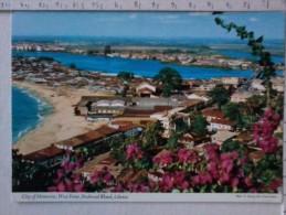 Cart -  Africa - Sierra Leone - Monrovia - West Point, Bushroad Island. - Sierra Leone
