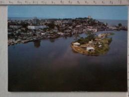 Cart -  Africa - Sierra Leone - Monrovia -  Providence Island. - Sierra Leone