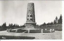 9 - MONUMENT DE LA FORET VOSGIENNE A SES RESISTANTS AU COL DU HAUT-JACQUES - Francia