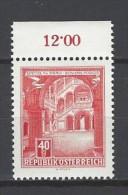 ÖSTERREICH - Mi-Nr. 1112 Randstück Schloß Porcia Postfrisch (1) - 1945-.... 2. Republik
