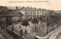 LANGEAC ECOLE PUBLIQUE DE FILLES - Langeac
