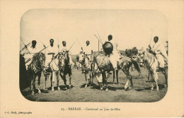 Harrar :  Ethiopie  Carousel Un Jour De Fête - Ethiopia