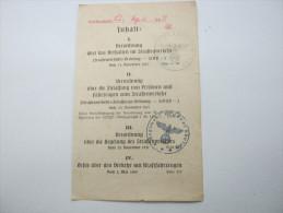 1939, Regiment Gerneral Göring , Siegel Auf Verordnung - Deutschland