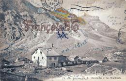 (Suisse) - Vaud - Anzeindaz Et Les Diablerets - 2 SCANS - VD Vaud