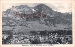 (Suisse) - Berne - Bern - Adelboden (1356 M) Mit Gross Lohner (3055m) - 2 SCANS - BE Berne