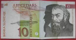 10 Tolarjev  1992 (WPM 11a) - Slowenien