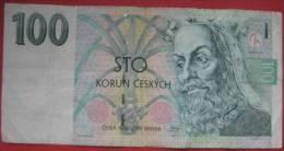100 Kronen / Korun  1997 (WPM 18) - Tschechien