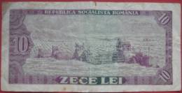 10 (Zece)  Lei 1966 (WPM 94) - Rumania