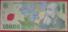 10000  Lei 2000 (WPM 112a) - Rumania