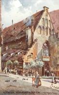 Charles Flower  -  The Historic Bratwurst Glocklein In Nurenburg   -   612 B - Tuck, Raphael