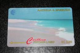 ANTIGUA & BARBUDA - 17CATC - PINK SAND BEACH - Antigua Et Barbuda