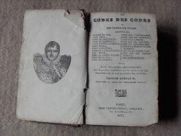 LES CODES DES CODES OU LES VINGT-UN CODES.  1837.  (Exceptionnel) - Boeken, Tijdschriften, Stripverhalen