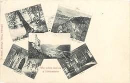 Réf : A-15-0919  :  WIE SCHÖN BIST DU O LICHTENSTEIN ( Pli Bas Gauche) - Liechtenstein