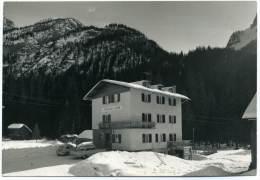 "N.578.  Dolomiti - CANAZEI  - PENIA - ""Pensione Sonia"" - Italien"